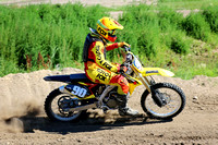 Kick-N-K Motocross Practice - July 24, 2016
